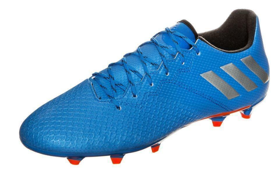 adidas adidas messi 16.3 fg scarpini calcio uomo blu