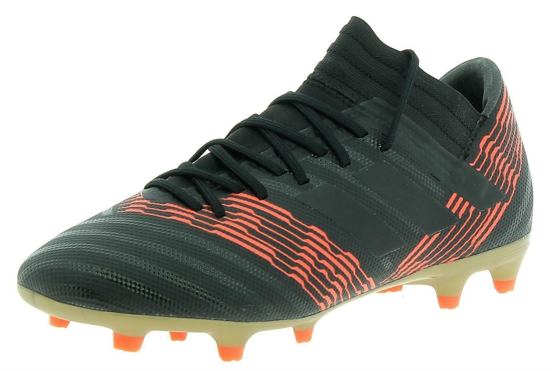 adidas nemeziz 17.3 fg scarpini calcio uomo neri cp8985