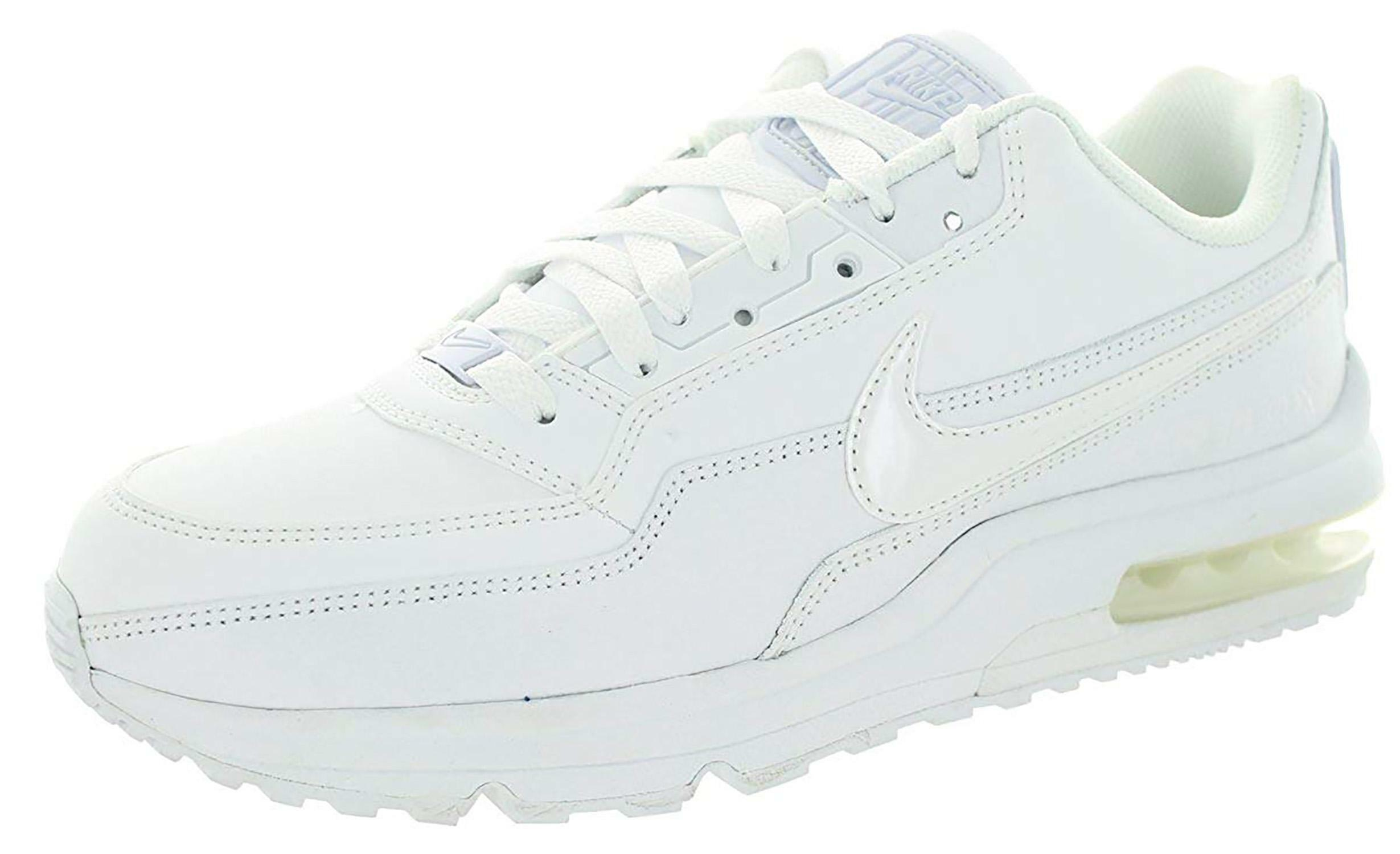 scarpe air max uomo bianche