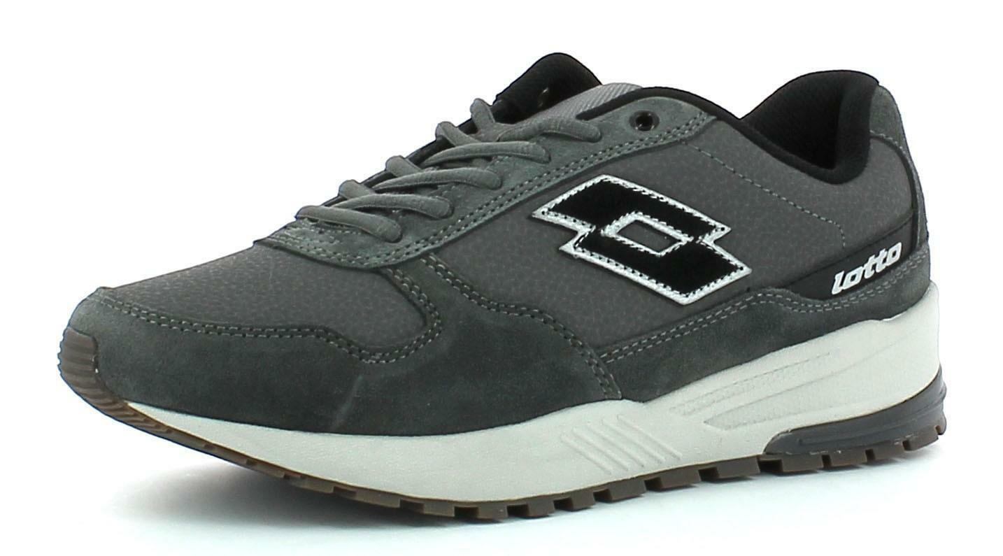 CHAUSSURES DE SPORT Lotto Shoes Life Tracer T6492 bas blanc