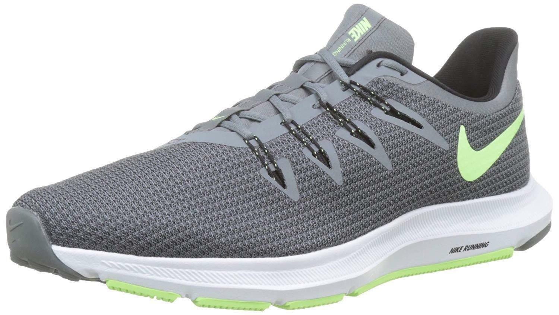 Nike quest scarpe sportive uomo grigie aa7403007