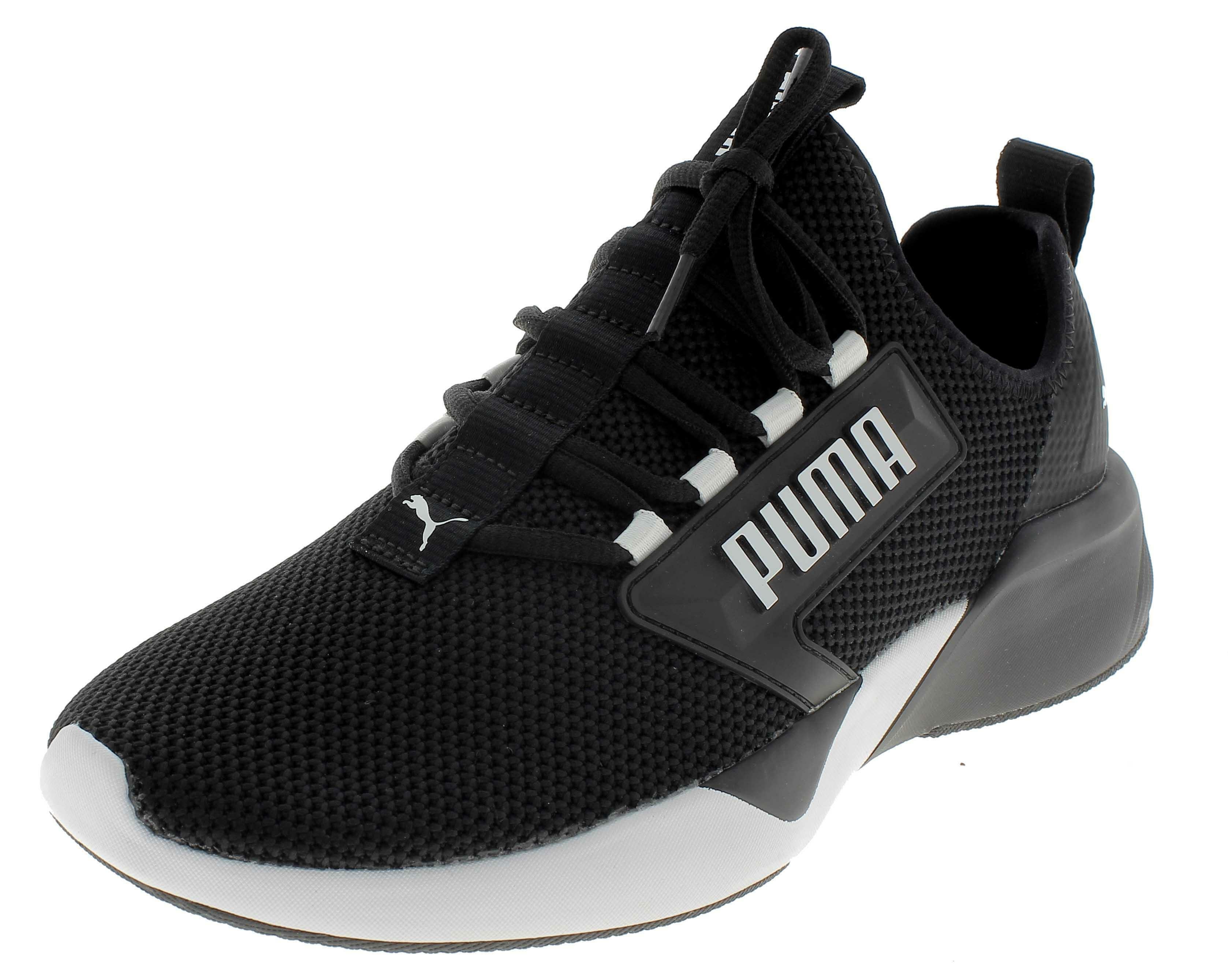 comprare popolare bee75 43593 Puma retaliate scarpe sportive uomo nere 19234001