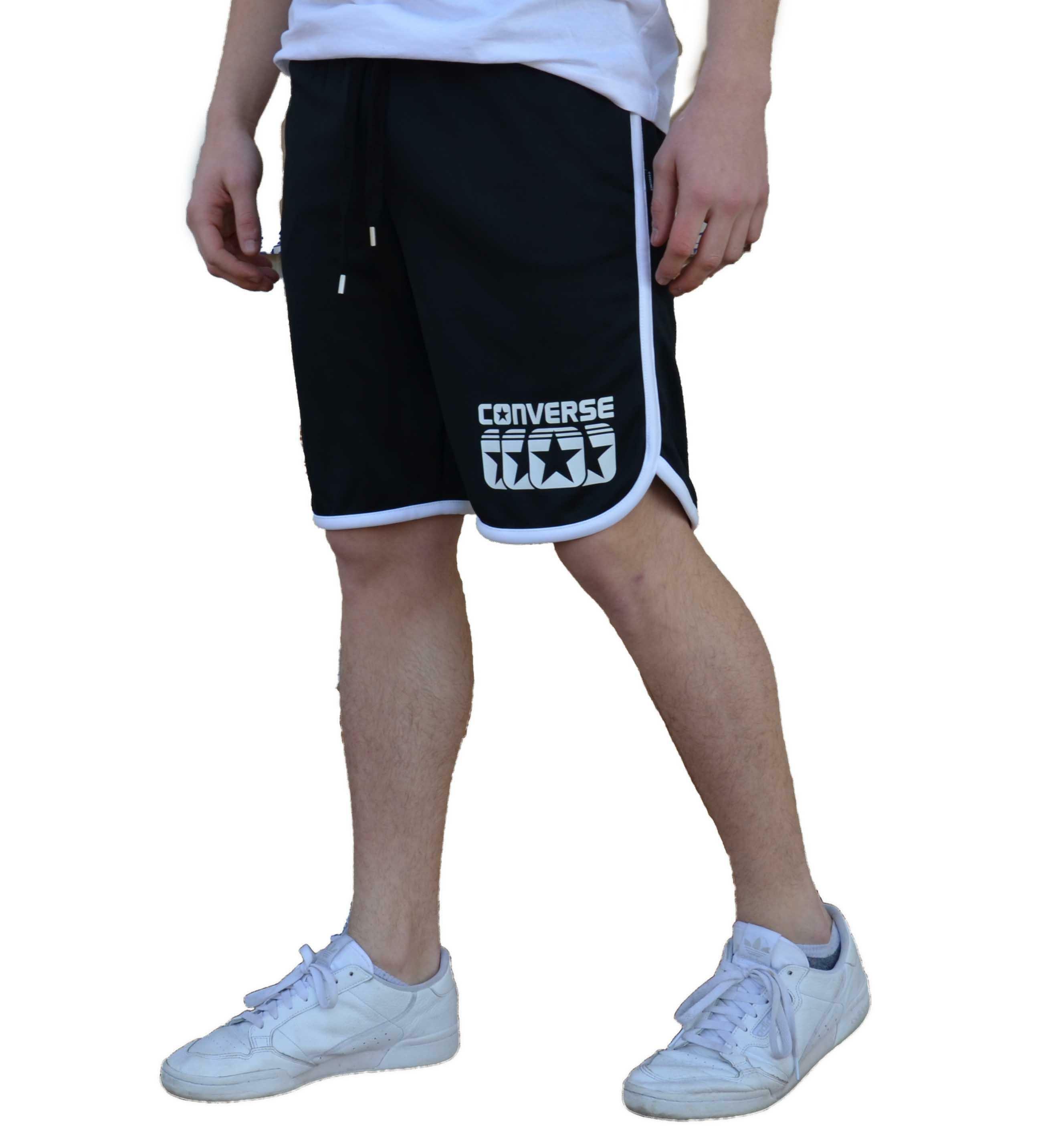 2converse pantaloncini uomo