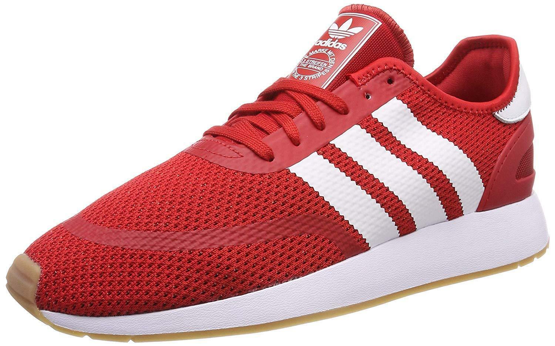 los angeles 4a640 2b513 Adidas n5923 scarpe sportive uomo rosse bd7815