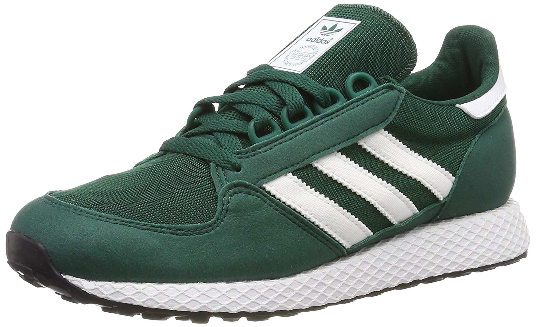 adidas forest grove j scarpe sportive verdi cg6797