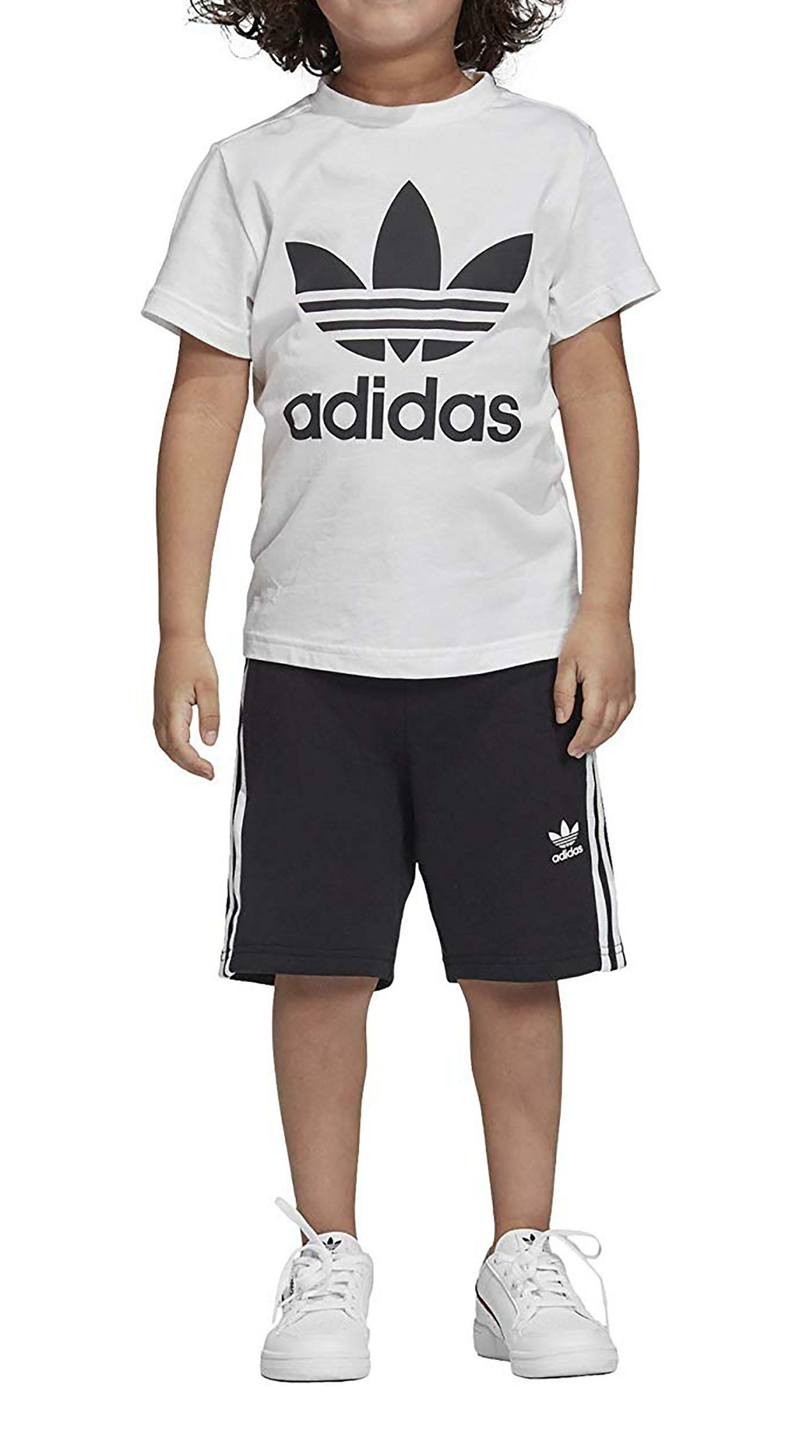Adidas T Couleur sportive Tenue ShirtPantalon BO0019