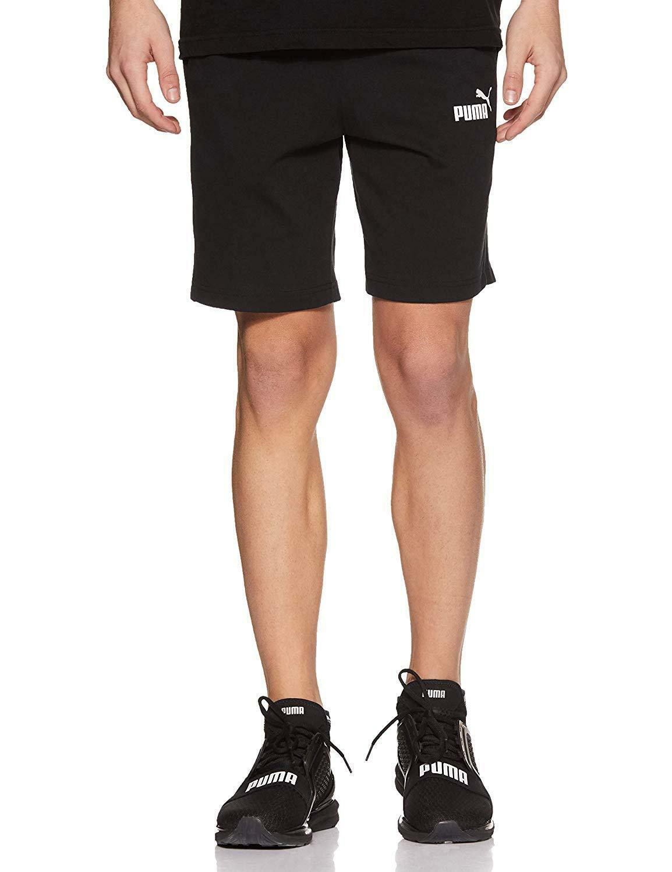 huge discount 17f7c 0c421 Puma ess jersey shorts pantaloncini uomo neri 85199401