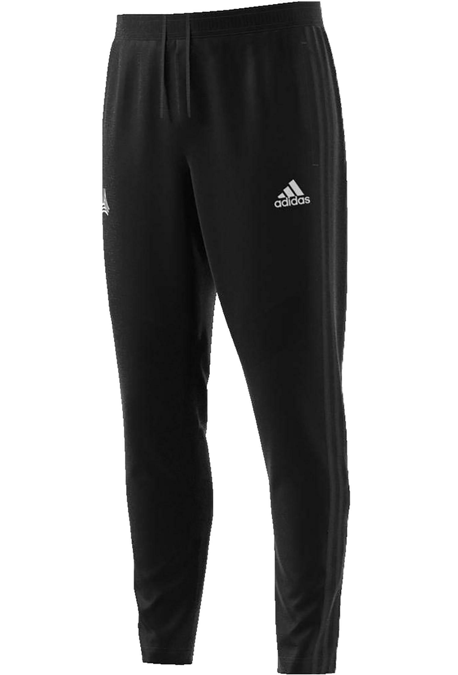 pantaloni adidas neri uomo
