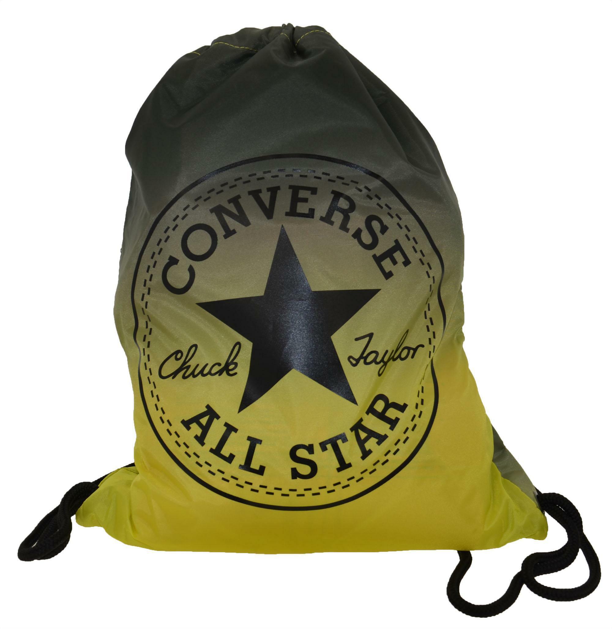 converse sacca gialla c45fgj10800