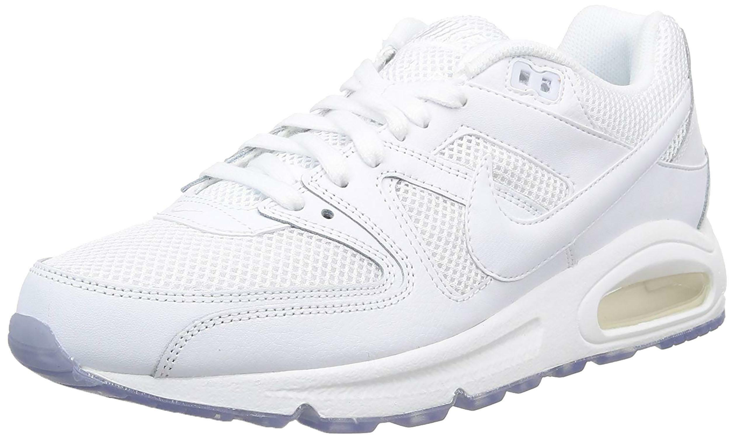 scarpe uomo nike air max bianche