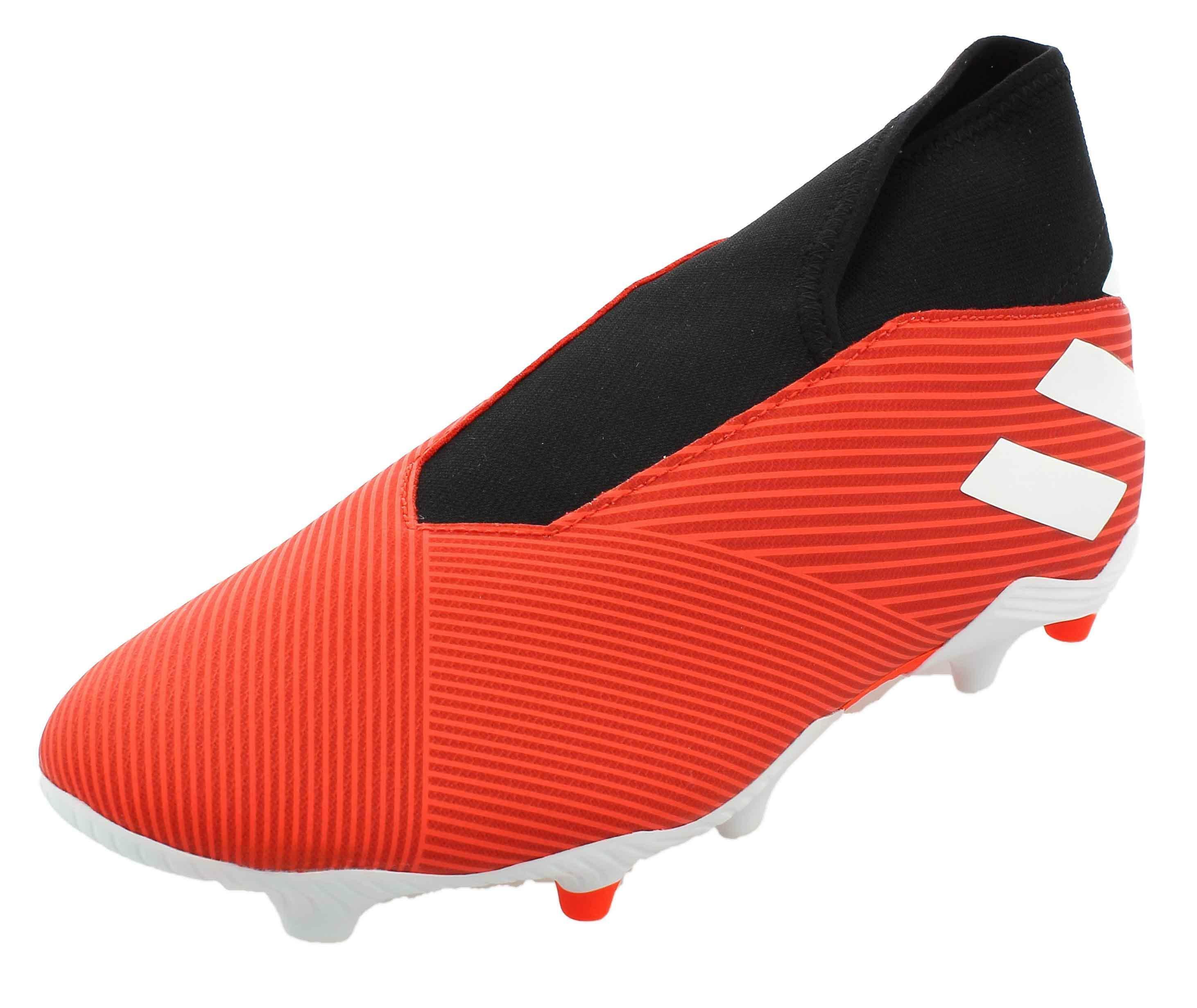 adidas nemeziz 19.3 ll fg scarpe calcio uomo rossi f99997