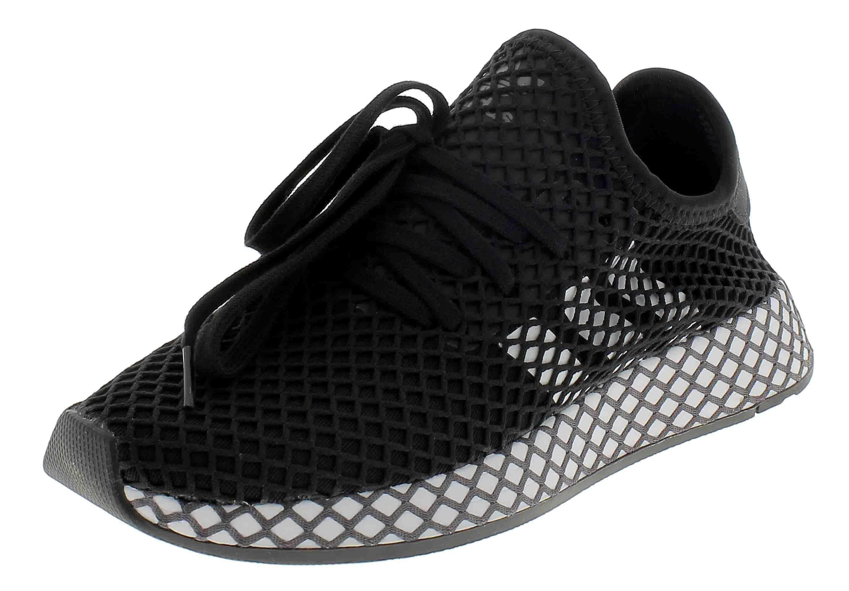 Nere Adidas Deerupt Scarpe Cg6840 Sportive Runner J Bambino pLSMVqUzG