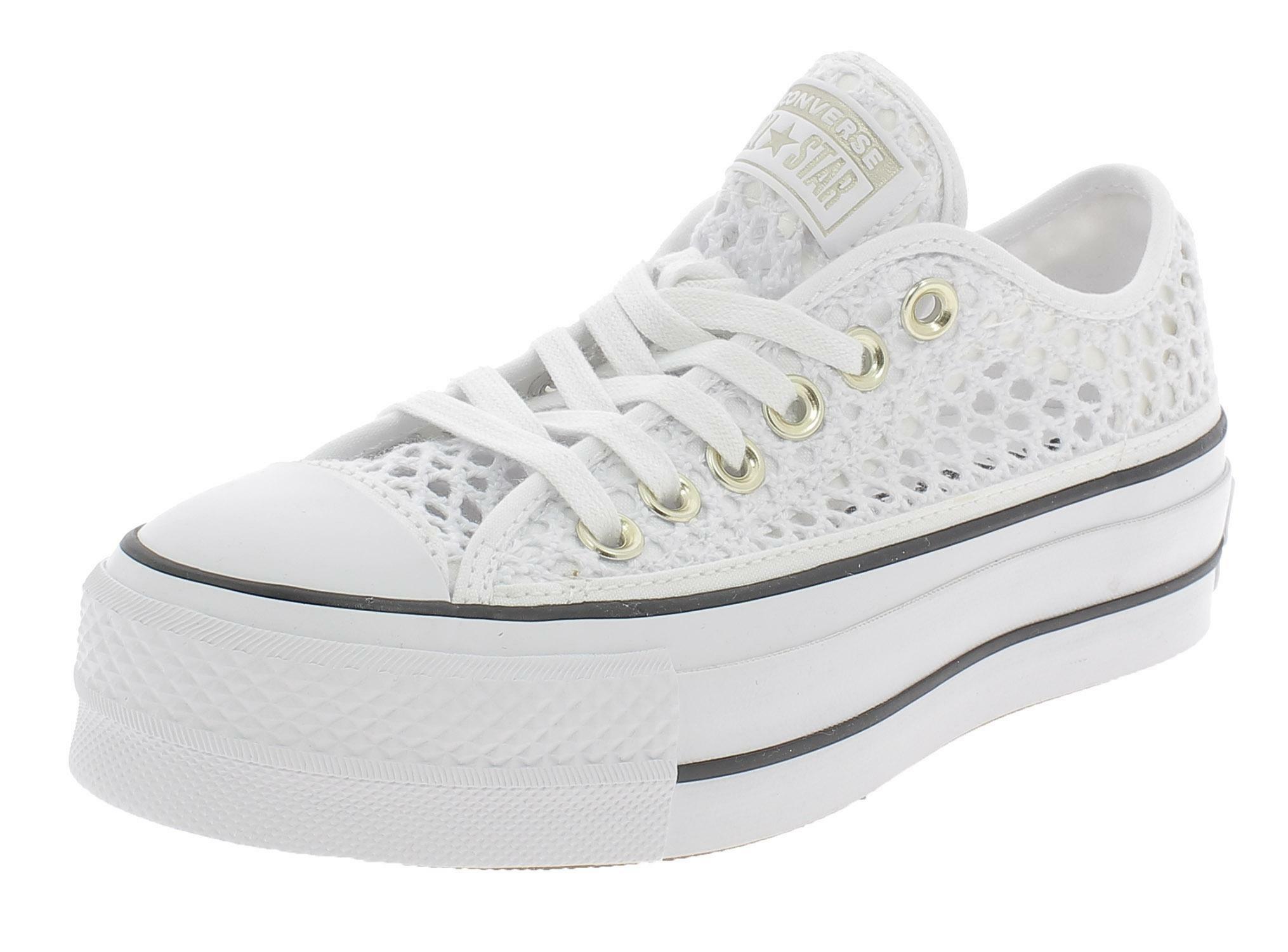 converse platform scarpe donna