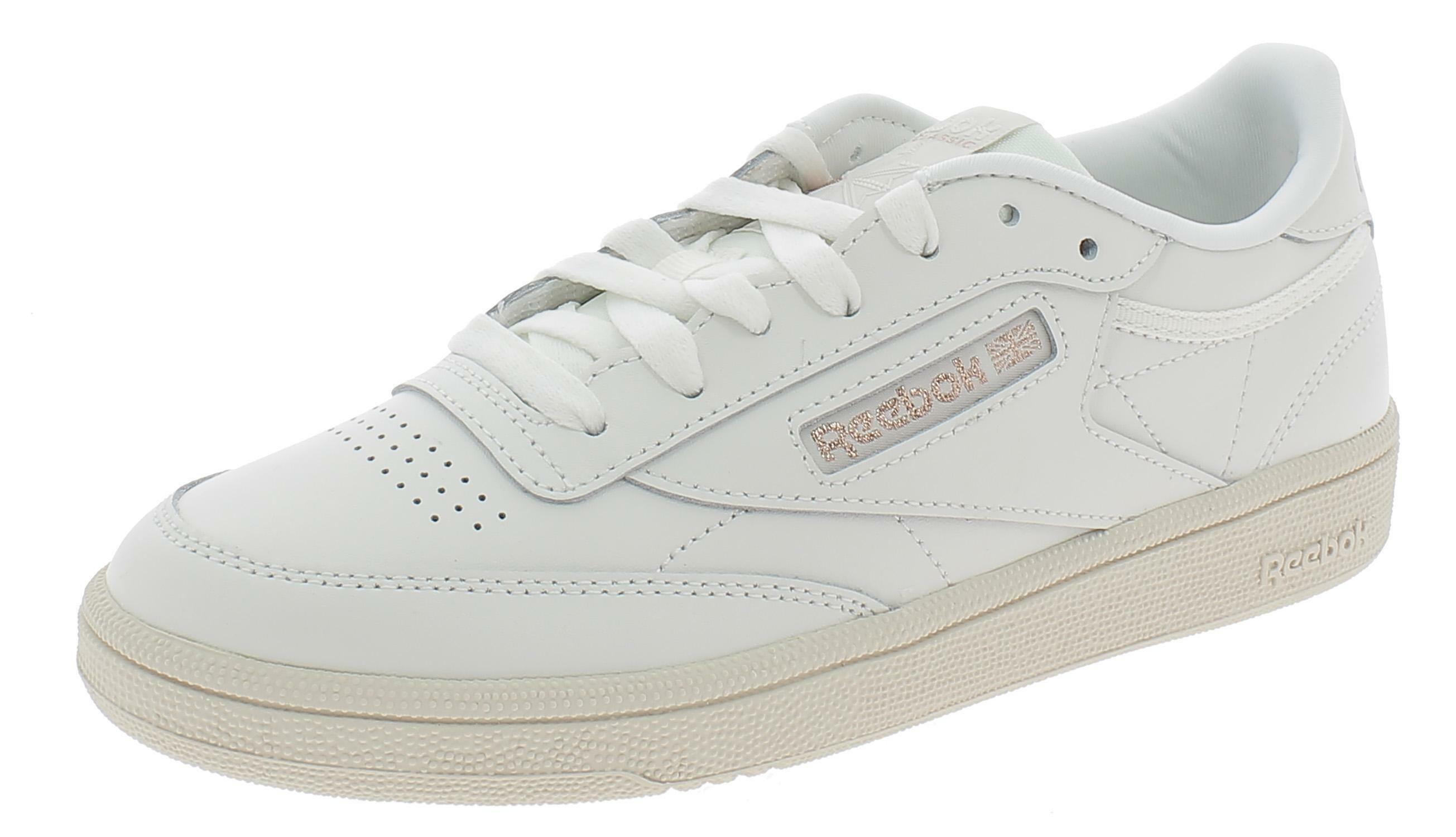 Reebok club c 85 scarpe sportive donna bianche dv3727