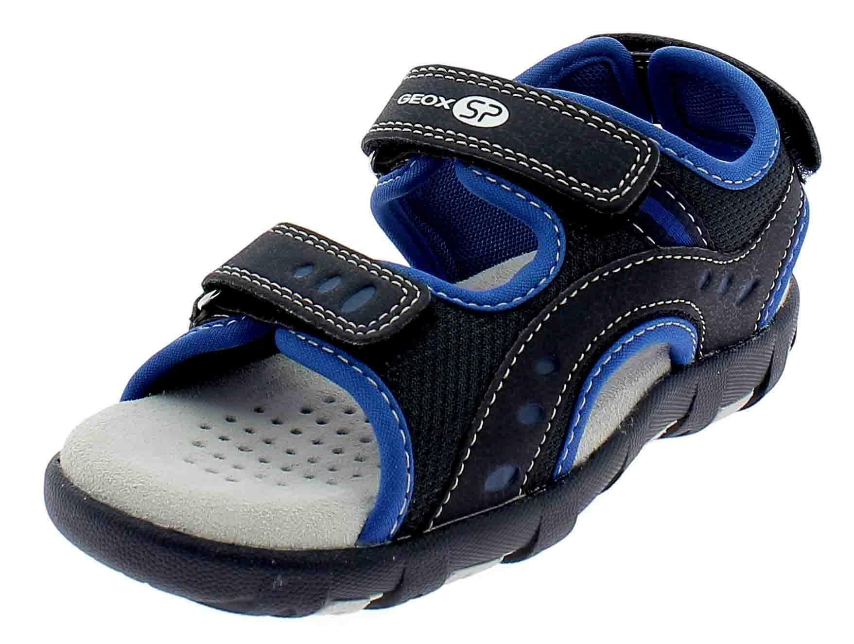 geox j pianeta sandaletti bambino blu j9264ac4226