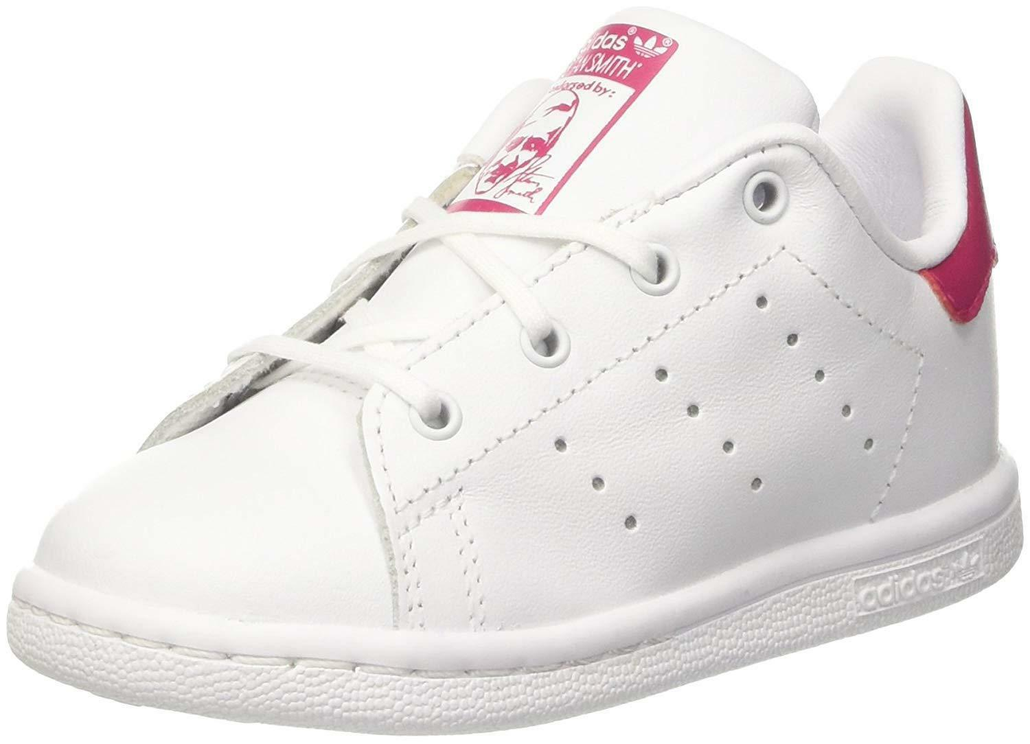 official photos 9f3b5 ac244 Adidas stan smith i scarpe sportive bambina bianche bb2999