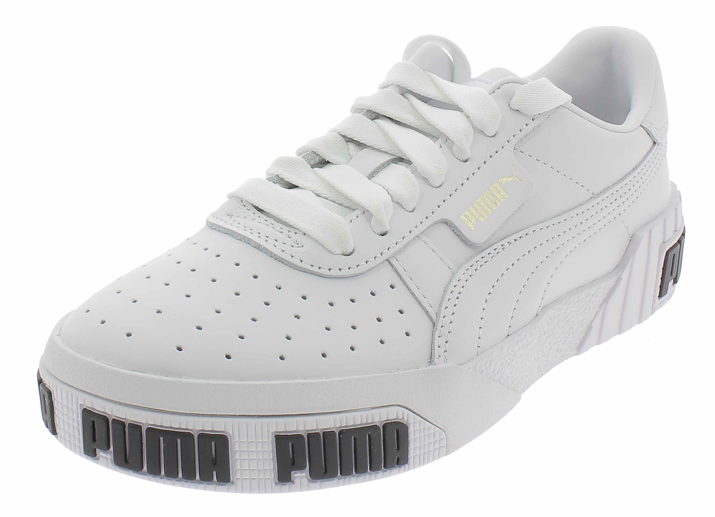 best loved da335 d52d5 Puma cali bold scarpe sportive donna bianche 37081101
