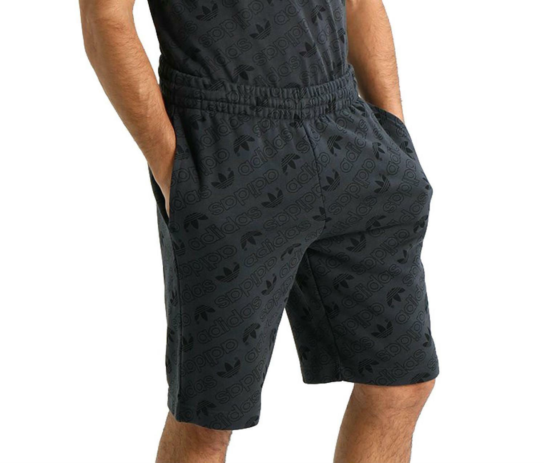 adidas adidas originals pantaloncini sportivi uomo grigi