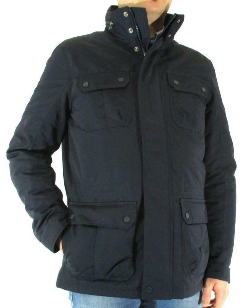 geox man jacket dark navy giubbotto uomo blu m6420d