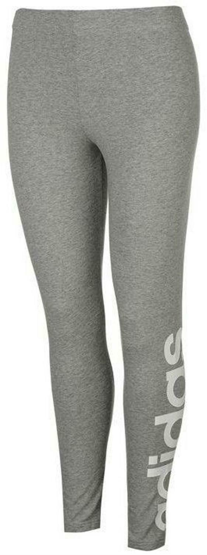adidas adidas linear leggings donna grigio