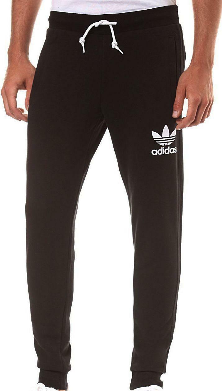 adidas adidas 3striped pant pantaloni tuta uomo neri