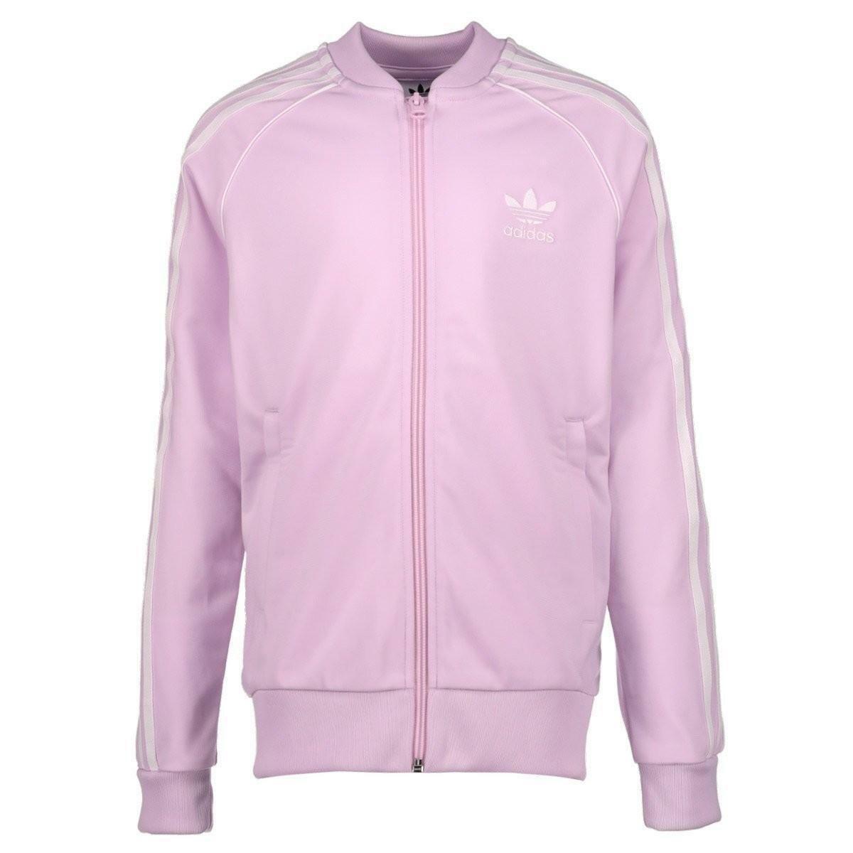 adidas adidas j sst top giacchetto rosa bambina