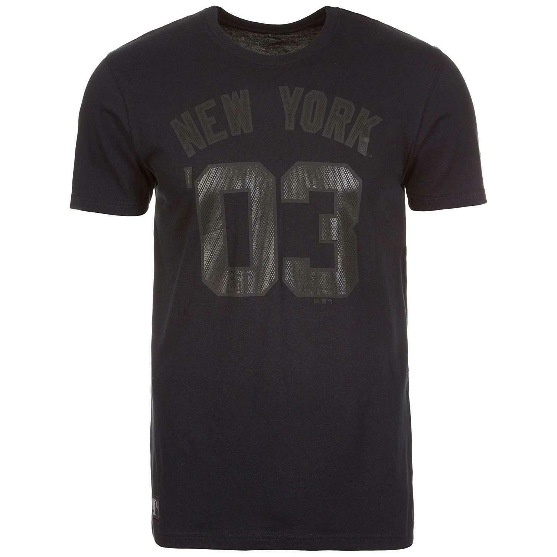 new era new era mlb remix t-shirt uomo nera