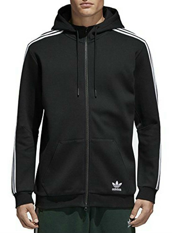 adidas originals adidas curated fz giacchetto uomo nero cw5068