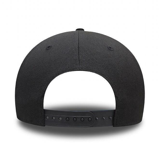 new era new era mbl flawless ny yankees cappello uomo cotone nero 80212901