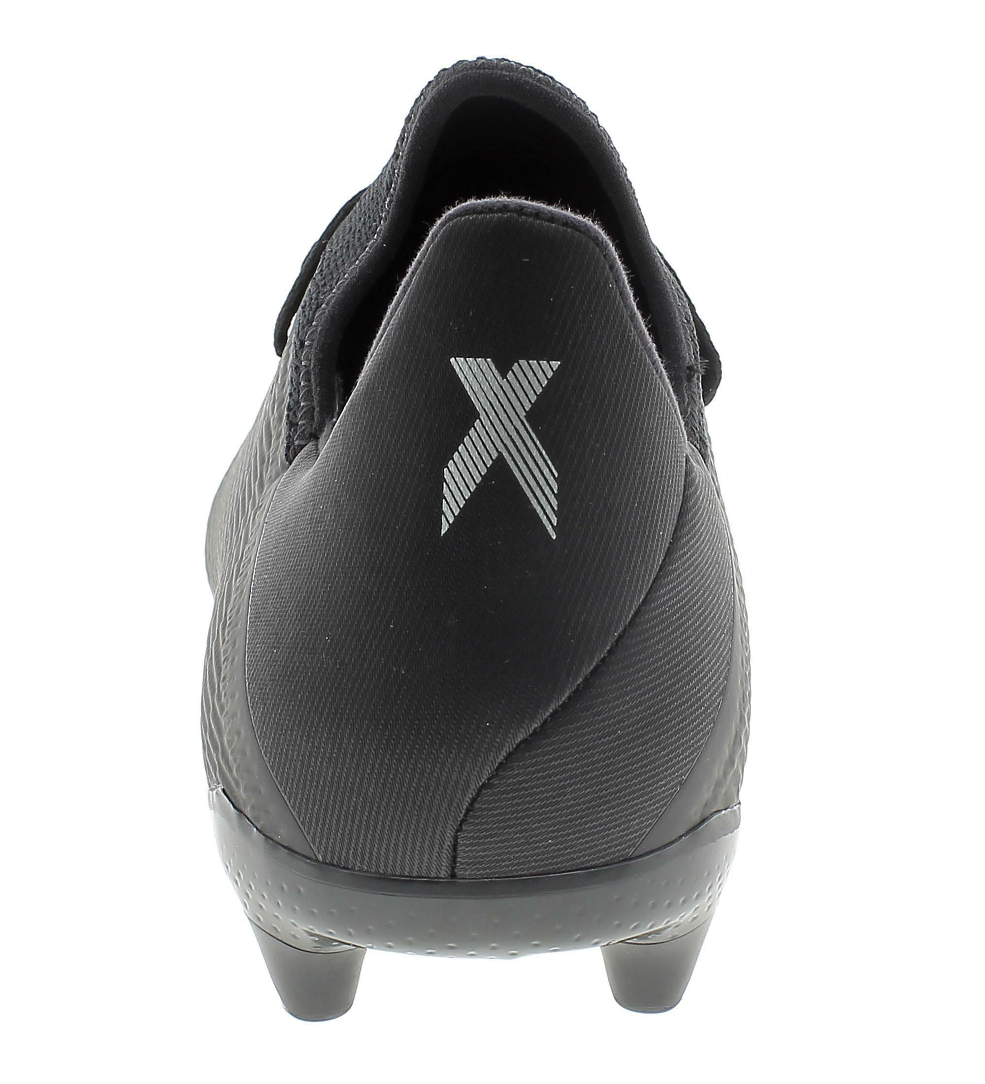 adidas x 19.3 fg scarpini calcio uomo neri f35381