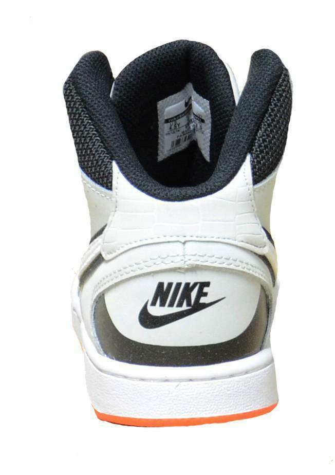 nike nike son of force mid gs scarpe sportive grigie 615158 014