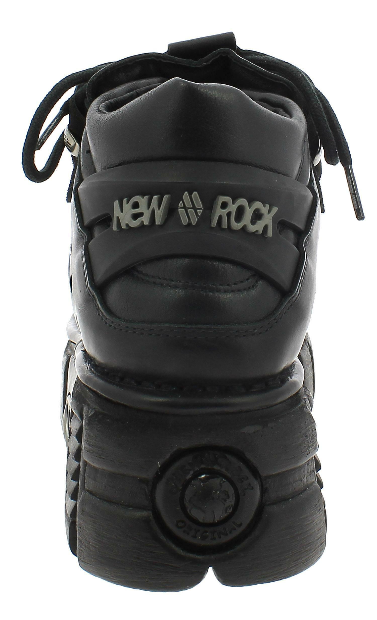 wholesale dealer 1a9e7 34b5f New rock continental scarpe donna nere m106c66