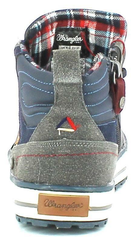 wrangler wrangler scarpe bambino grigie nebraska