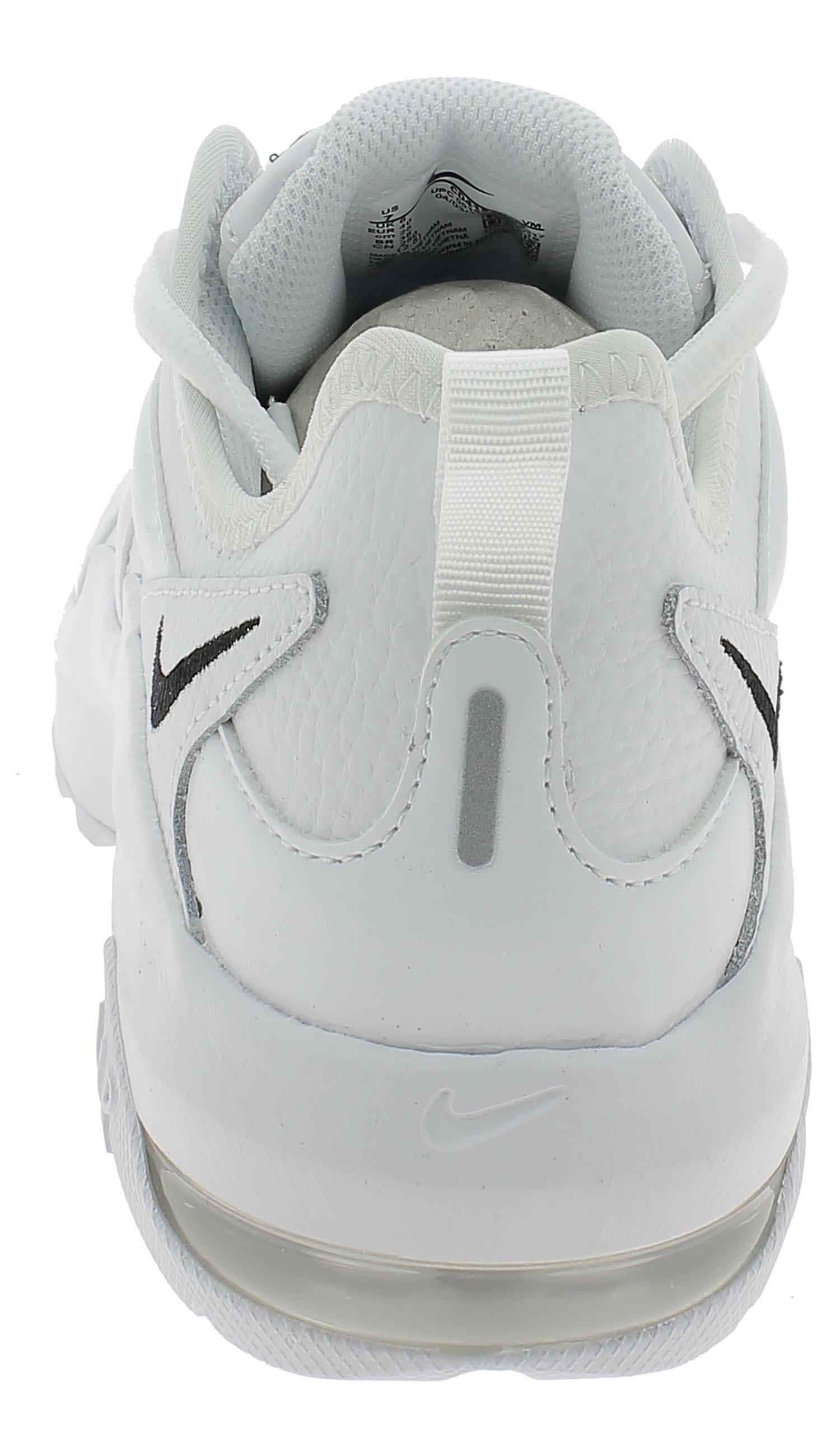 Nike air max graviton scarpe sportive uomo bianche cd4151100