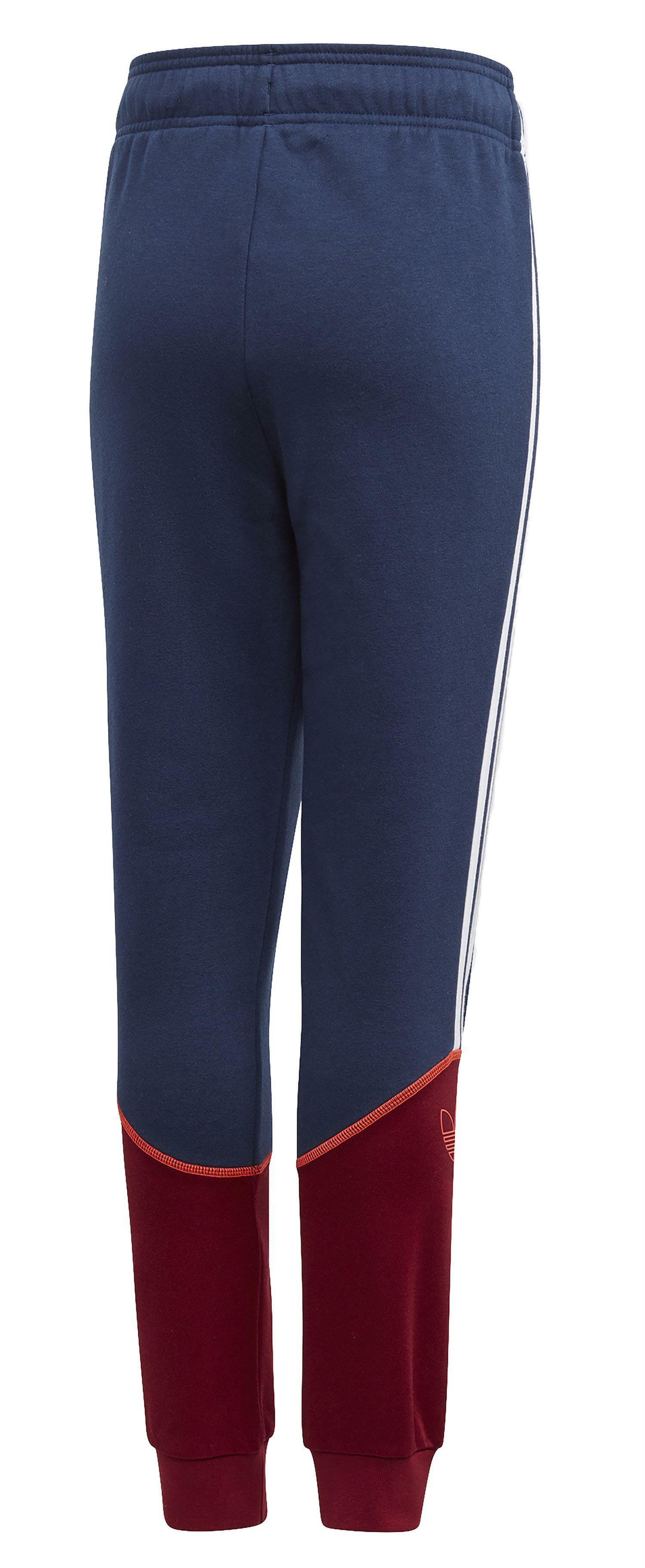 adidas adidas outline pantaloni bambino blu fm4472
