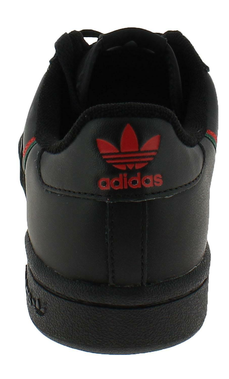 adidas continental 80 scarpe sportive uomo nere ee5343