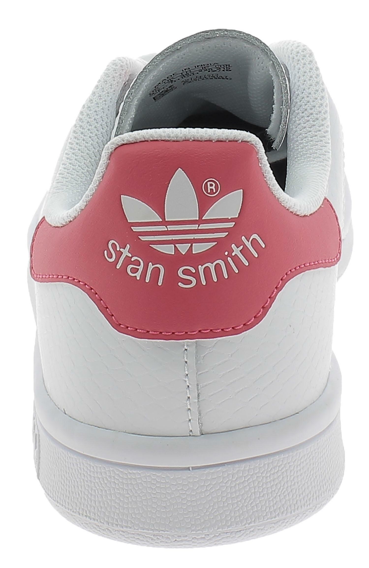 adidas adidas stan smith j scarpe sportive bianche ee7573