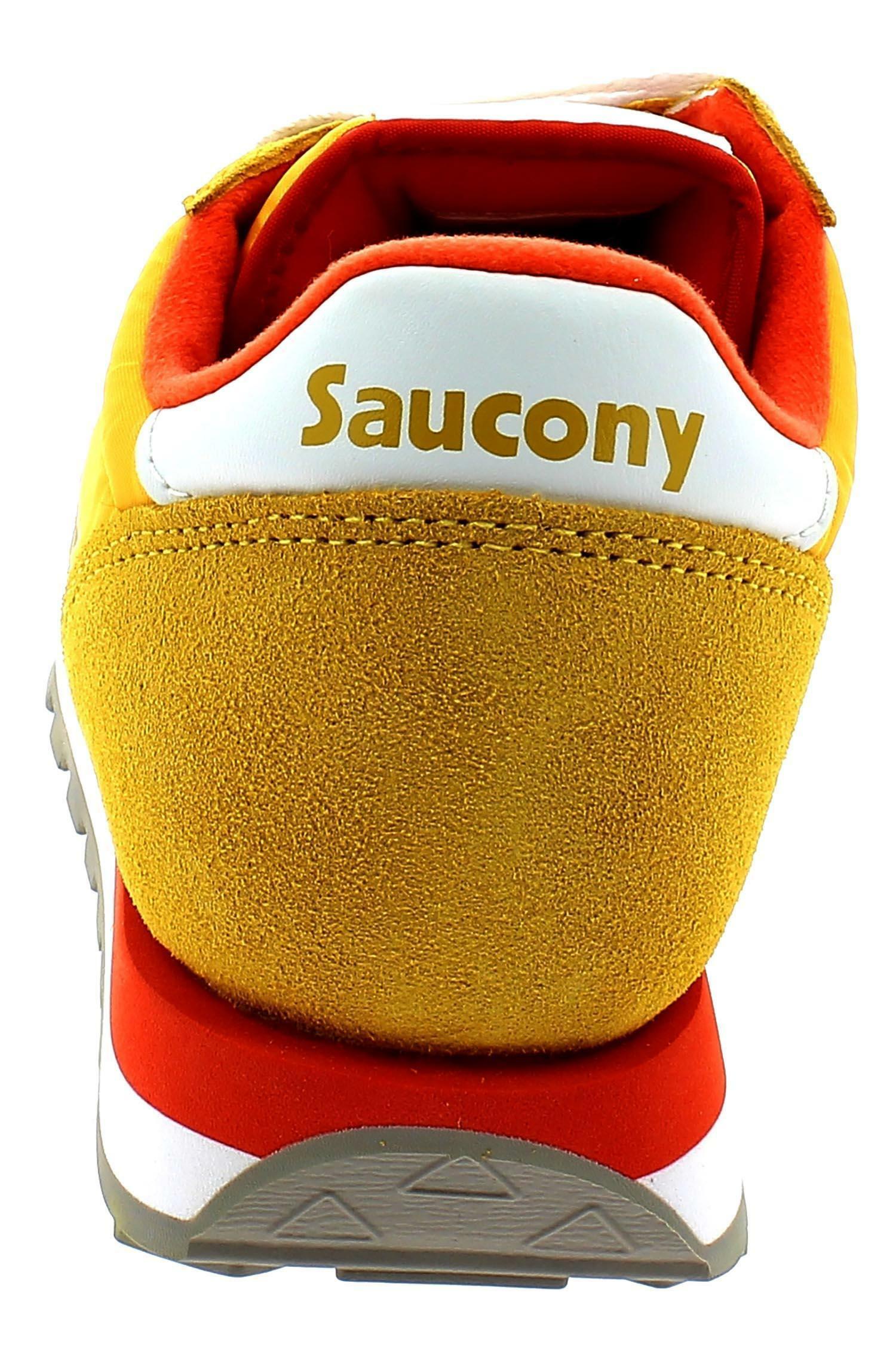 Saucony jazz original scarpe sportive uomo gialle s2044555