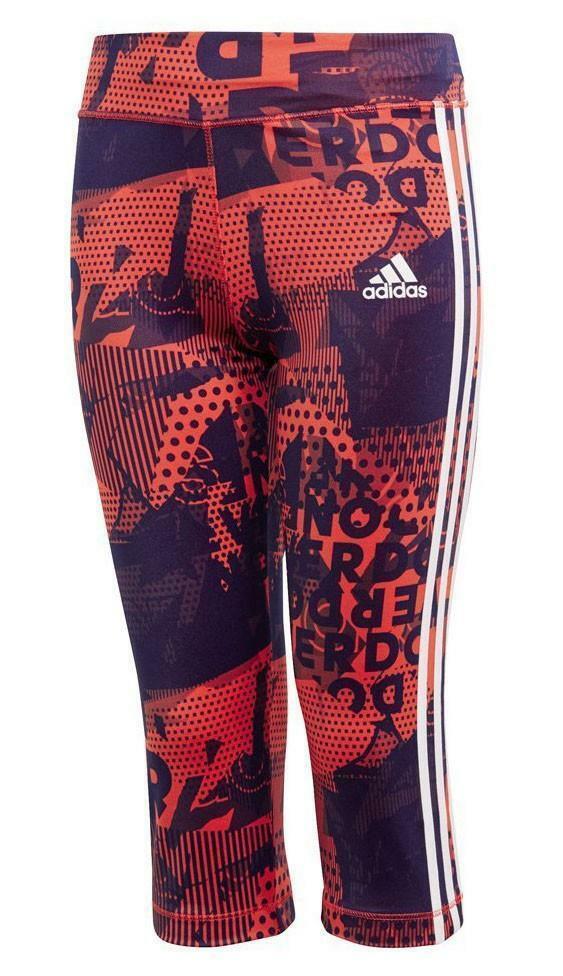 adidas adidas young gu 3/4 tight leggings bambina