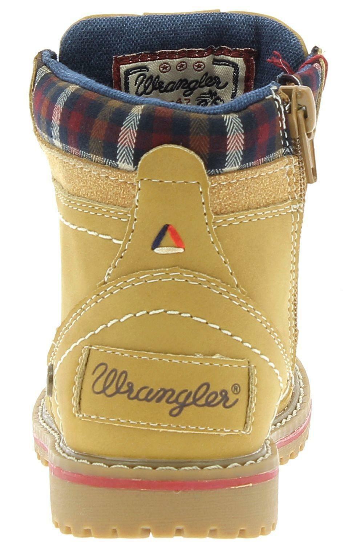 wrangler wrangler creek jr scarponcini bambino marroni wj17213