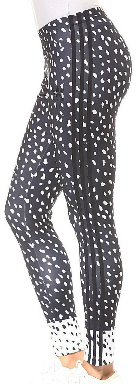adidas adidas 3str tight leggings donna blu br9337