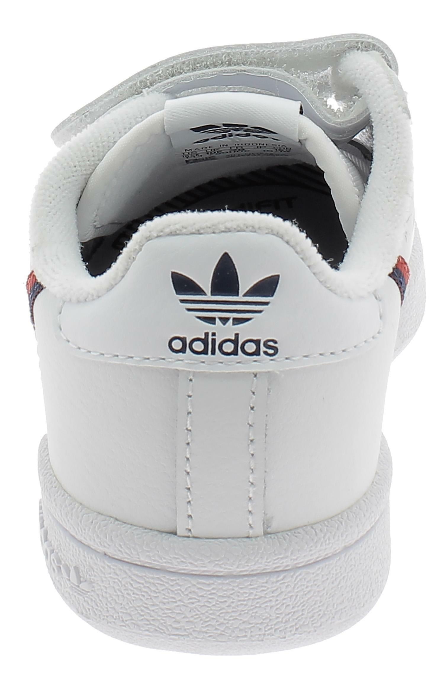 scarpe adidas continental 80 bambino