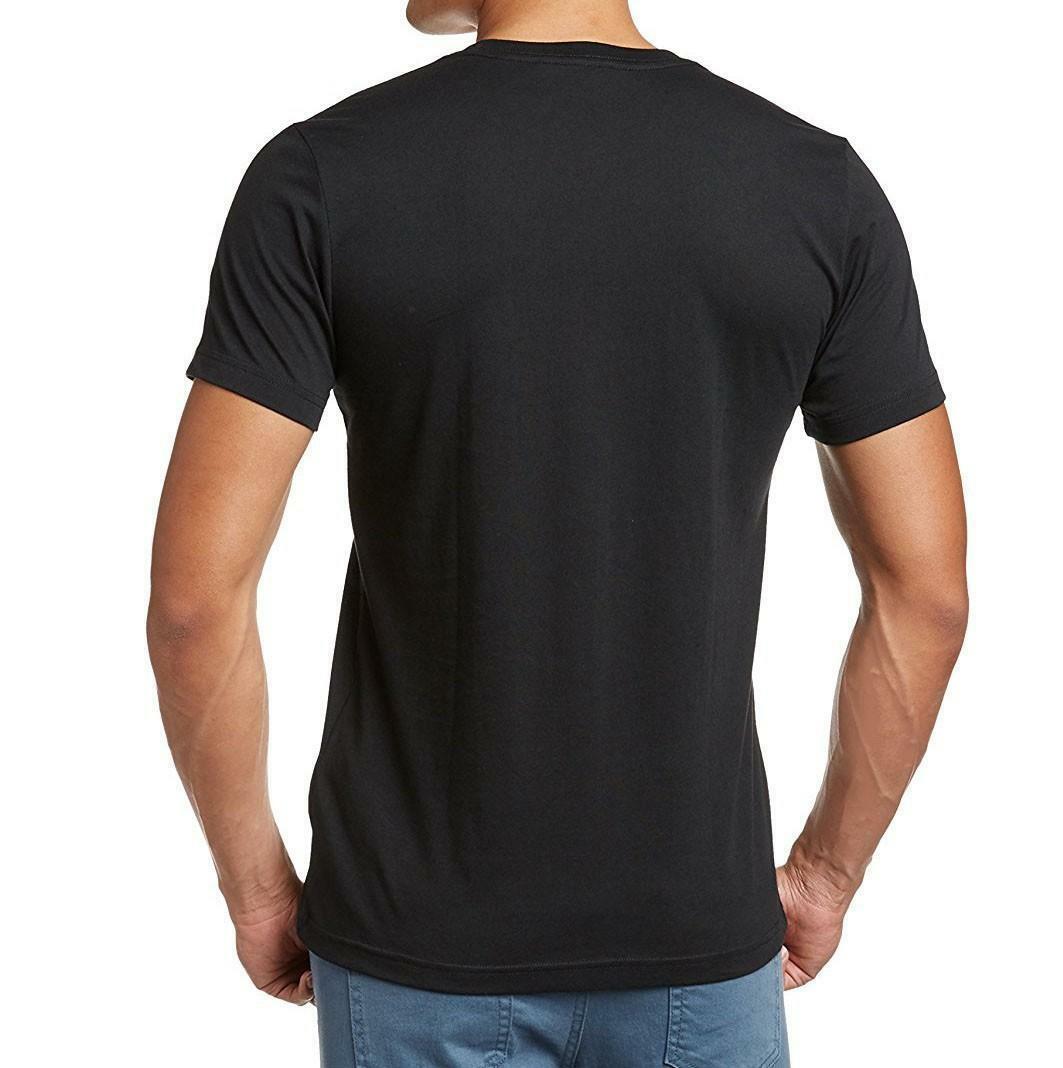 adidas adidas soccurf t shirt uomo nera 100% cotone aj7136