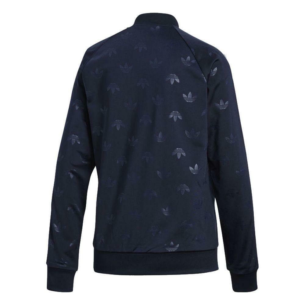 adidas originals adidas originals sst track top giacchetto donna blu