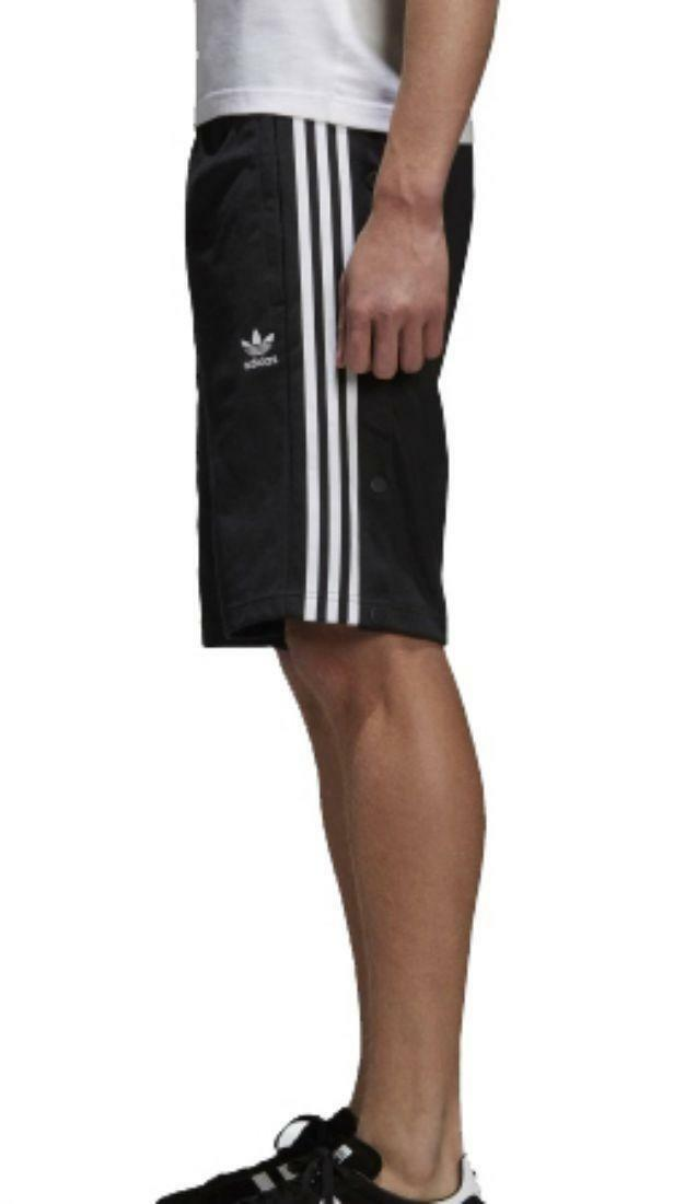 adidas originals adidas snap shorts pantaloncini uomo nero