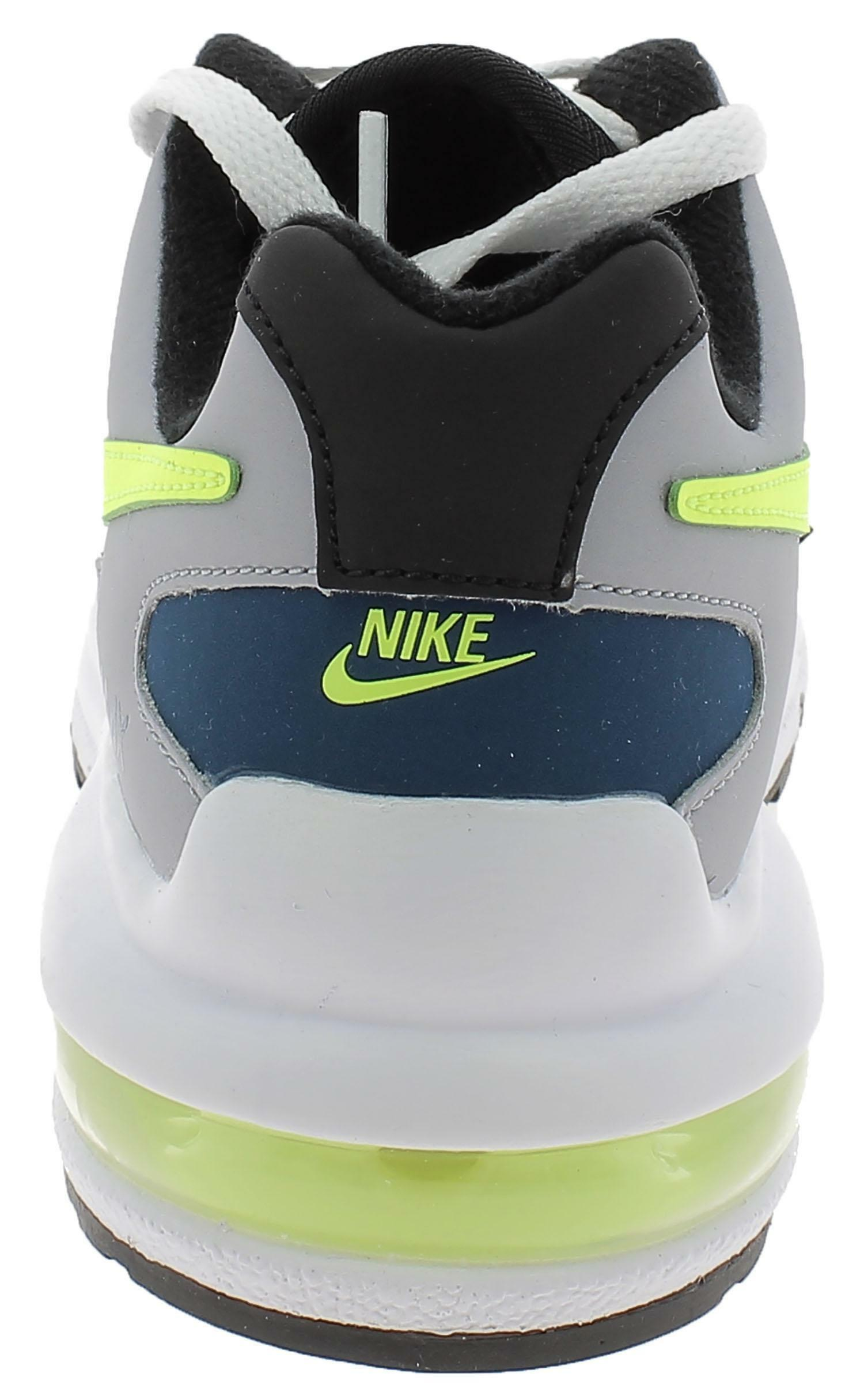 Nike air max wright gs scarpe sportive bambino bianche cz4192100