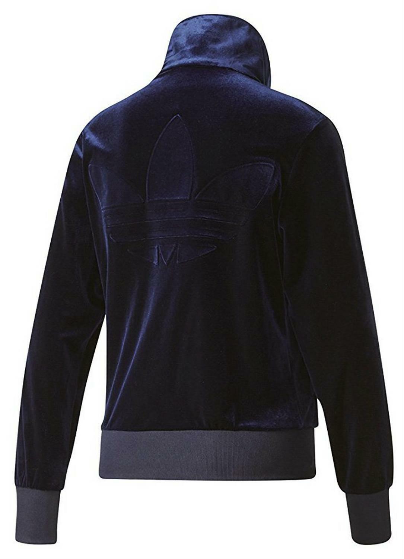 adidas adidas fb tt giacchetto donna blu