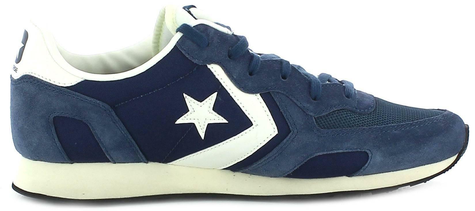 converse converse auckland racer ox scarpe sportive blu