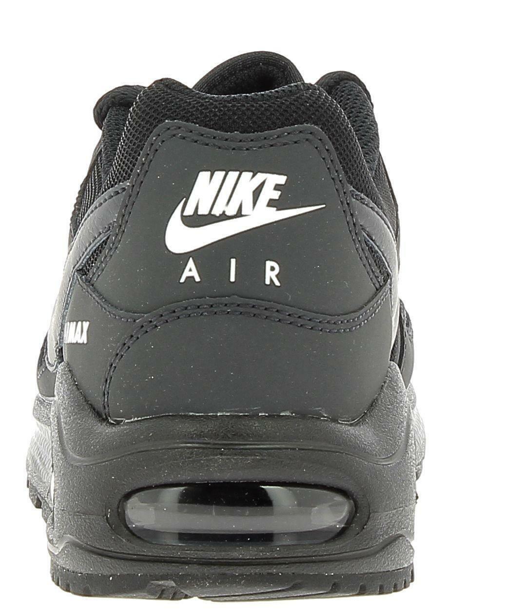 nike nike air max command flex (ps) scarpe sportive bamino nere
