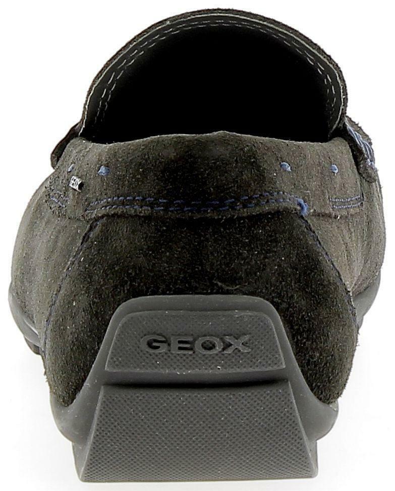 geox geox u monet w mocassini uomo marroni